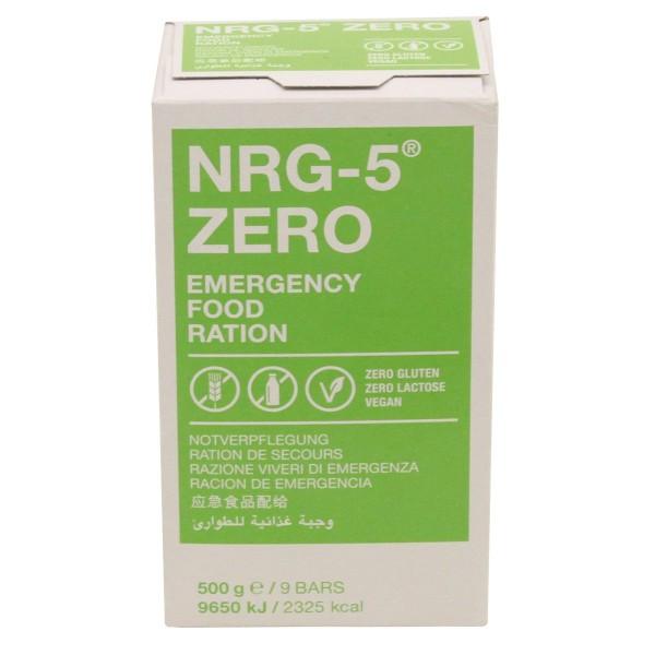 Notverpflegung NRG 5 Zero 500 g