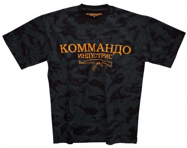 T-Shirt russian line