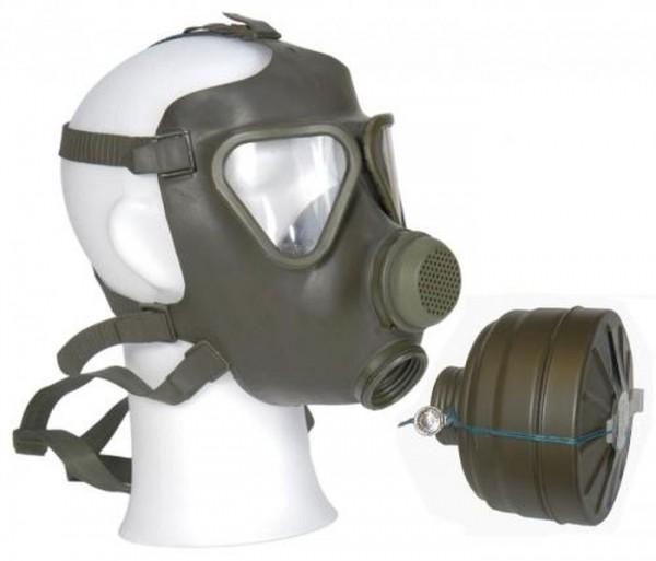 BW ABC Gasmaske M65Z mit Filter