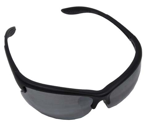 Armee Sportbrille Strike schwarz