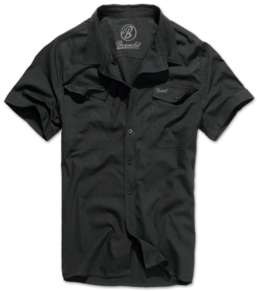 Brandit Roadstar Hemd Shirt kurzarm