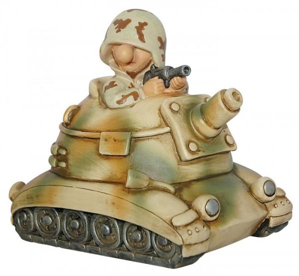 Fun Division Spardose Panzer