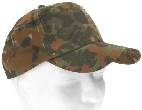 Kinder Army Baseball Cap Ripstop