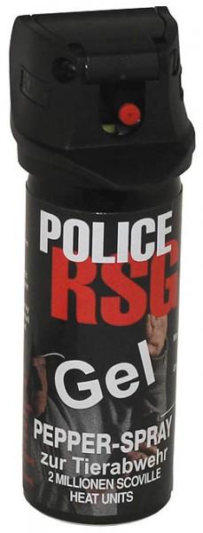 RSG-Police Pfeffer-Gel Direktstrahl 50 ml