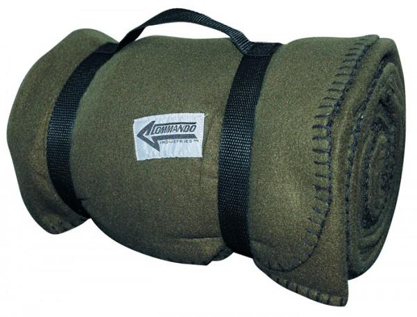 Fleecedecke Army-Style oliv