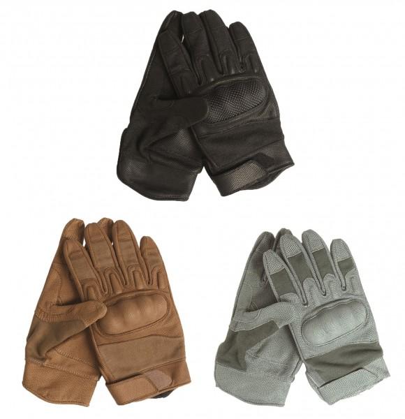 Action Gloves Lederhandschuhe flammenhemmend