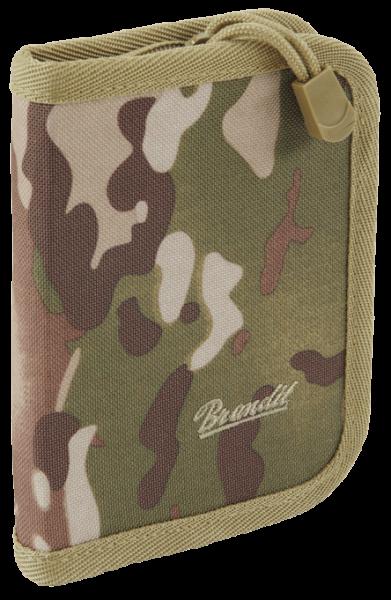 Brandit Wallet Brieftasche tactical camo vorn - armyoutlet.de