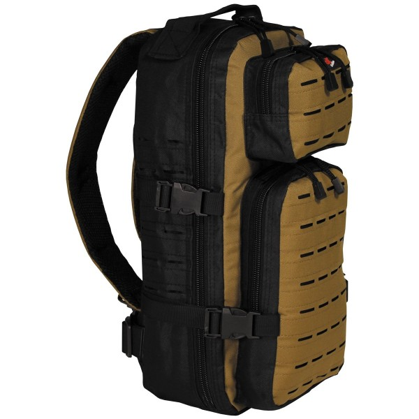 Assault Rucksack Travel-Laser