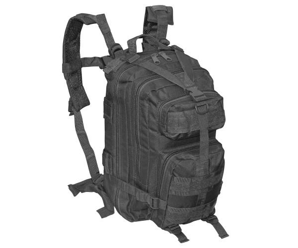 McAllister Rucksack Zero Six 28L schwarz seite
