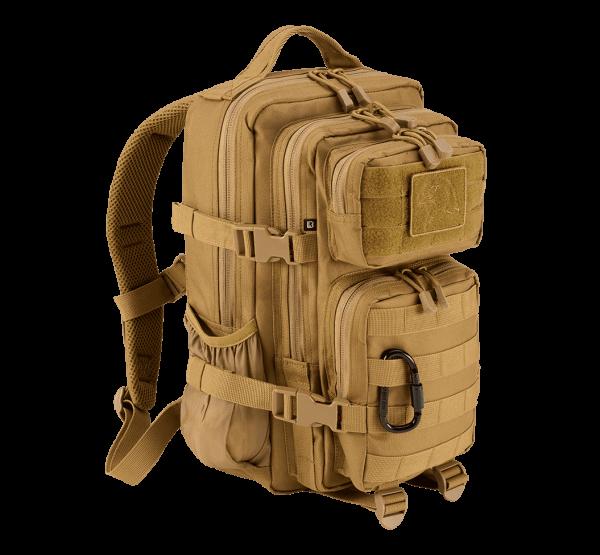 Brandit Kids US Cooper backpack - camel - vorn - armyoutlet