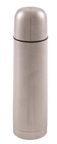 Vakuum-Thermoskanne 500 ml silber