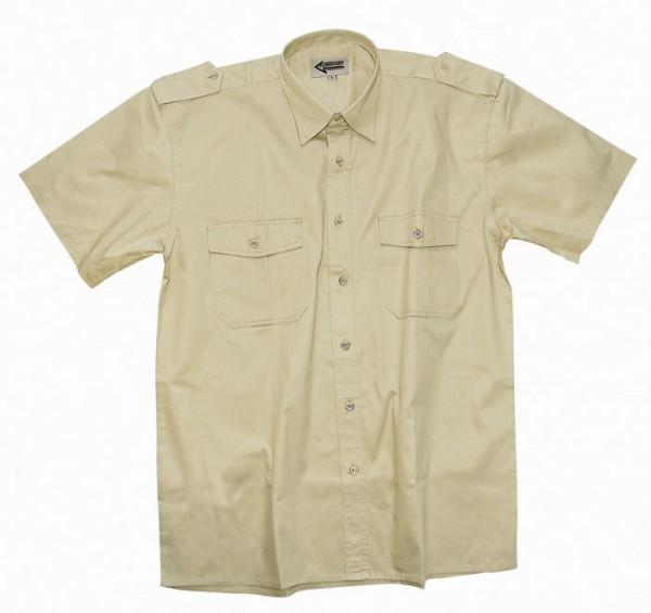 Pilotenhemd kurzarm