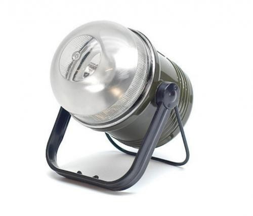 Camping-Lampe oliv