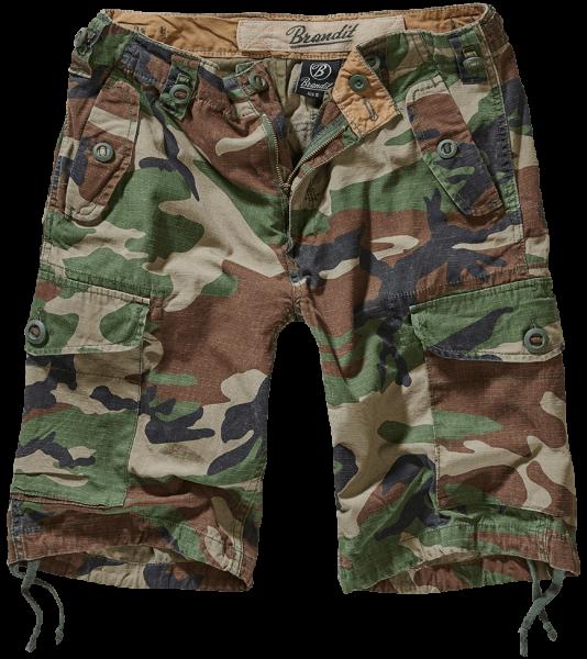Brandit Hudson Ripstop Shorts