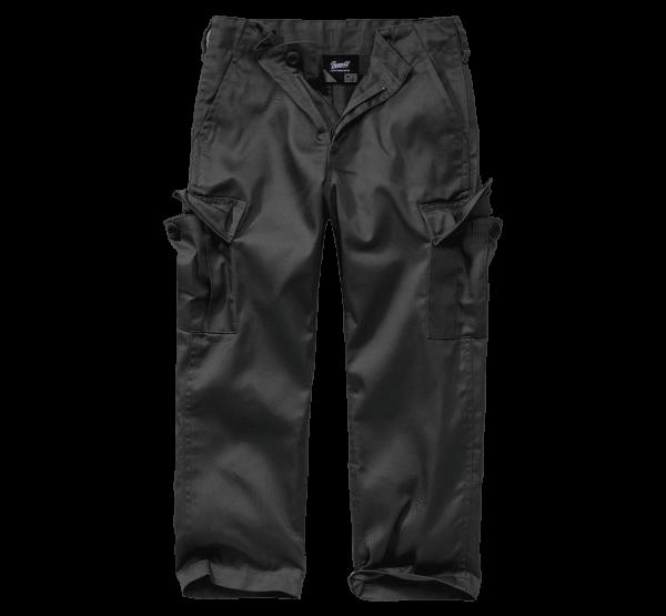 Brandit Kids US Ranger Trouser - schwarz - vorn - armyoutlet