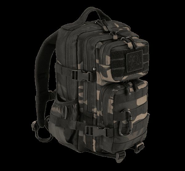 Brandit Kids US Cooper backpack - darkcamo - vorn - armyoutlet