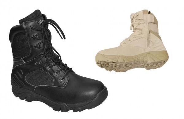 McAllister Tactical Boots Delta Force beide Farben