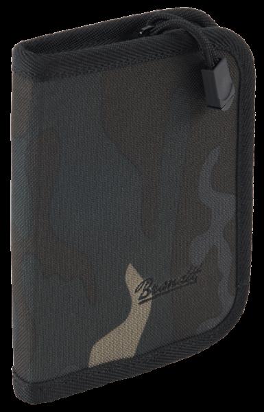 Brandit Wallet Brieftasche darkcamo vorn - armyoutlet.de