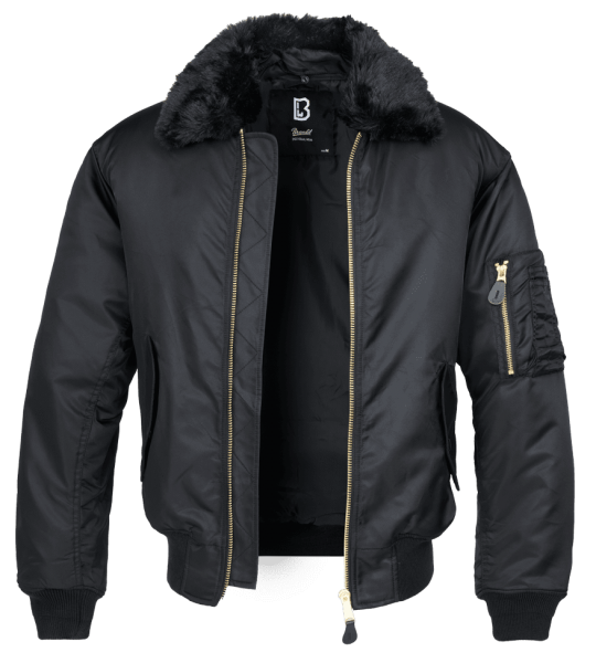 Brandit MA2 Jacket Fur Collar