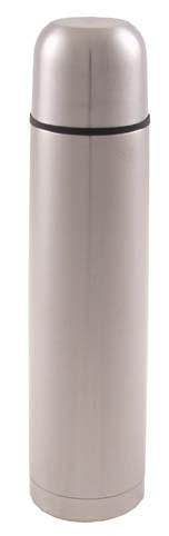 Vakuum-Thermoskanne 1l silber