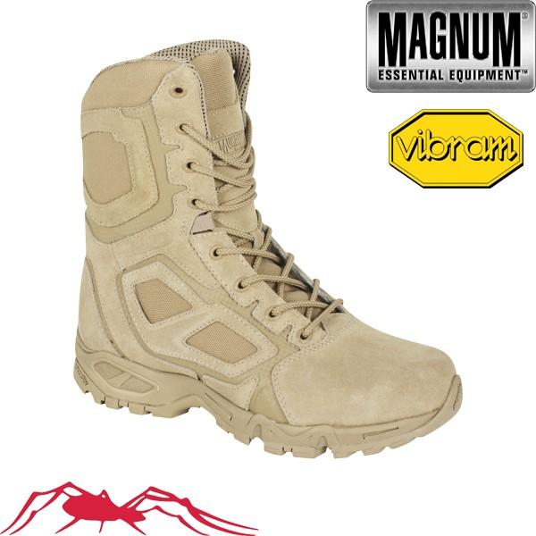 Magnum HI-TEC Boots Elite Spider 8.0 sand