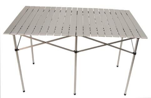 Camping-Tisch klappbar groß