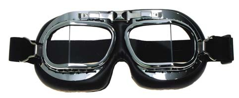 Fliegerbrille Air Force chrom