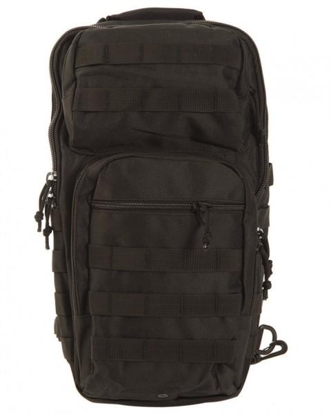 Assault Pack Rucksack One Strap large schwarz armyoutlet.de
