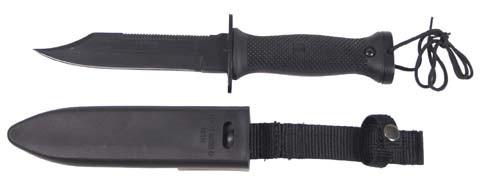 Bajonett MK 3 schwarz