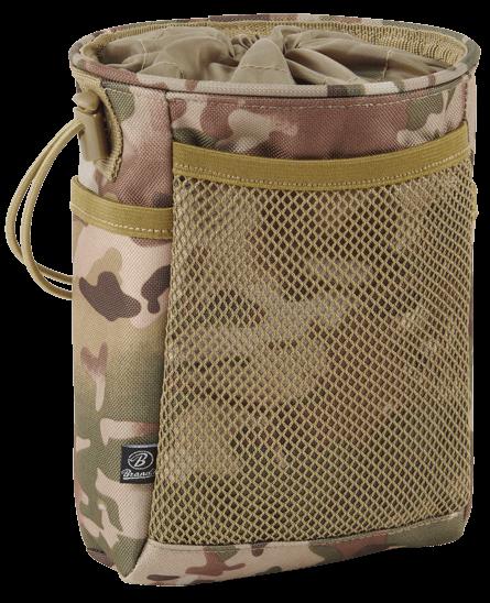 Brandit Molle Pouch Tactical tactical camo vorn - armyoutlet.de