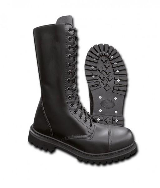 Brandit Phantom Boots 14 Loch schwarz