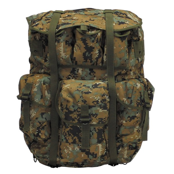 US Rucksack Alice Pack large marpat camo