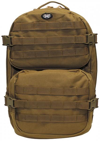 US Rucksack Assault II coyote tan