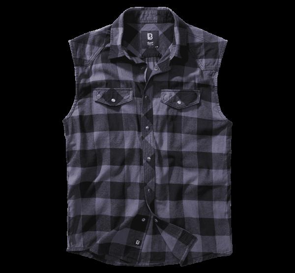 Brandit Checkshirt sleeveless