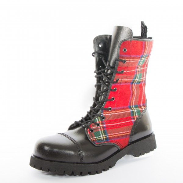 Boots & Braces 10 Loch Boots Tartan
