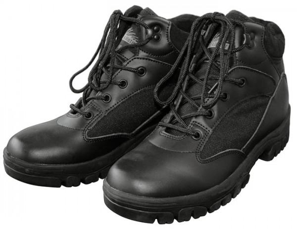 McAllister Semi Cut Boots schwarz