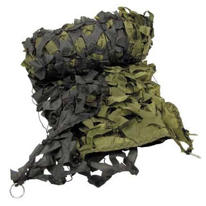 Tarnnetz oliv 3 x 2 m