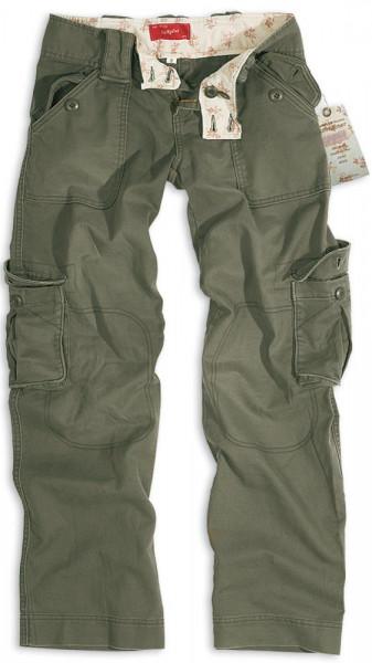 Surplus Ladies Trousers - armyoutlet - oliv