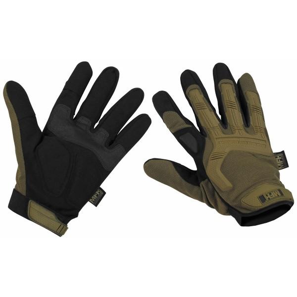 Tactical Handschuhe Einsatzhandschuhe Stake oliv