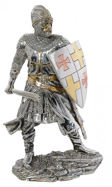 Gothic Dekoration Figur Kreuzritter KBW 3
