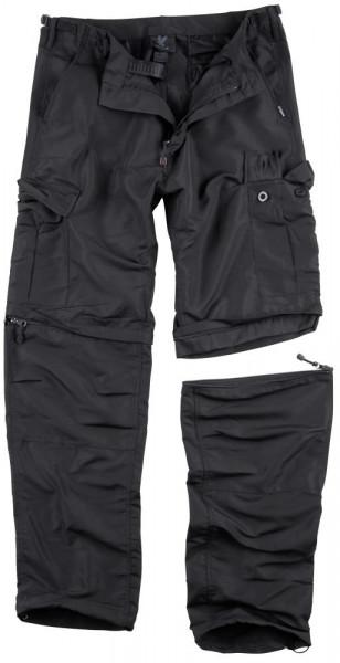 Surplus Outdoor Trousers Quickdry - armyoutlet - schwarz