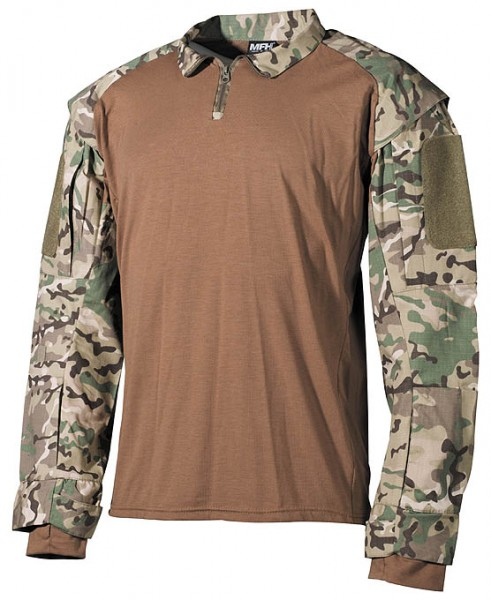 US Tactical Hemd langarm