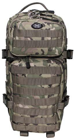 US Rucksack Assault Pack I operation-camo