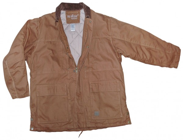 Ranchwear Jacke Big Jake braun