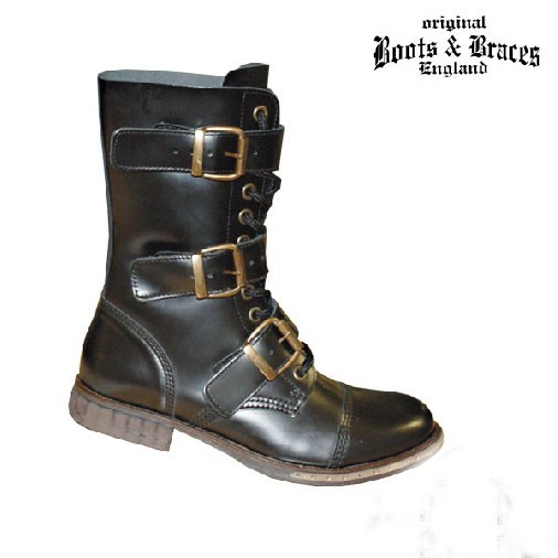 Boots & Braces Steampunk Boots