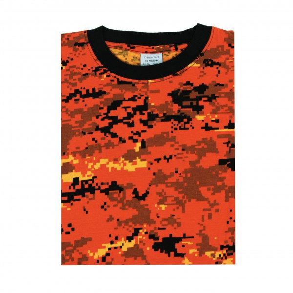 Tarn T-Shirt digital orange