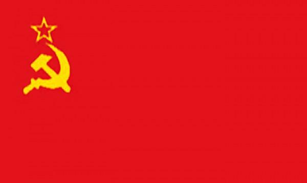 Flagge Sowjetunion 90 x 150 cm