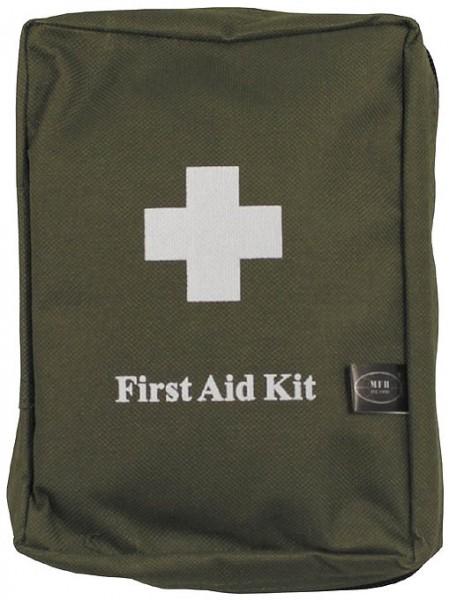 Erste Hilfe Set oliv gross verpackt