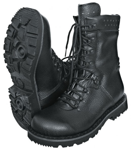 armyoutlet BW Kampfstiefel Modell 2000 mit Sohle