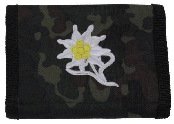 Geldbörse mit BW Truppengattungsabzeichen